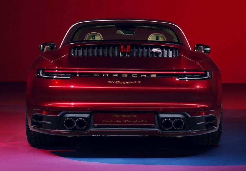 Porsche 911 Targa 4S Heritage Design Edition – limited edition 992 Targa 4S now in Malaysia, RM1.68 million Image #1326386