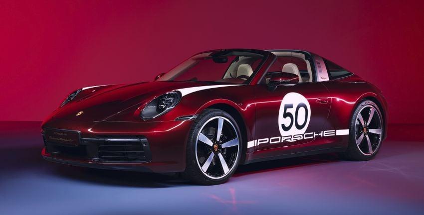 Porsche 911 Targa 4S Heritage Design Edition – limited edition 992 Targa 4S now in Malaysia, RM1.68 million Image #1326388