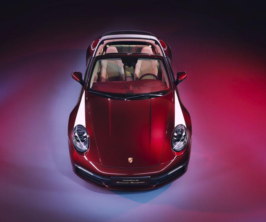 Porsche 911 Targa 4S Heritage Design Edition – limited edition 992 Targa 4S now in Malaysia, RM1.68 million Image #1326389