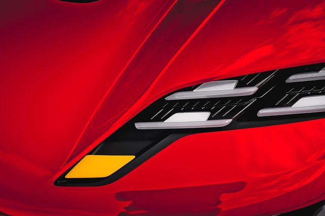 Porsche teases new concept – debuts at IAA on Sept 6 Image #1331472