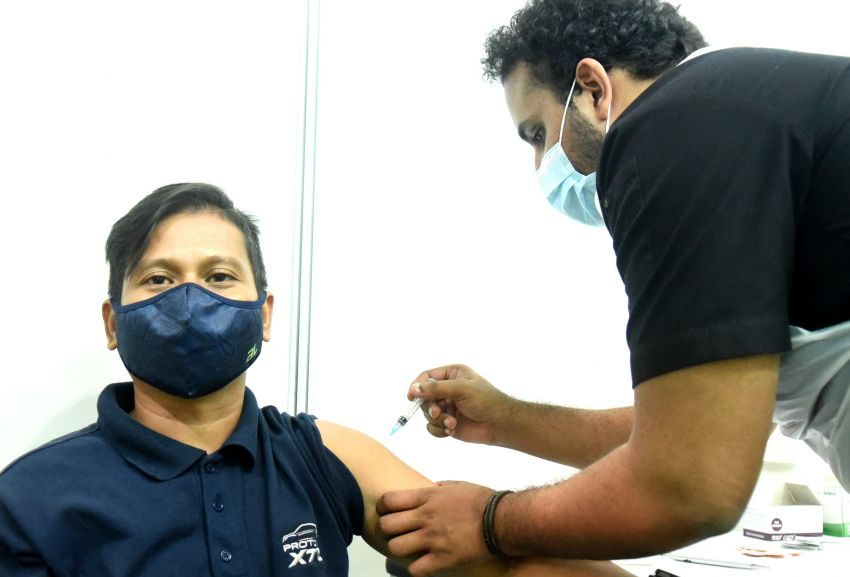 Proton says over 86% of its staff now fully vaccinated Image #1330164