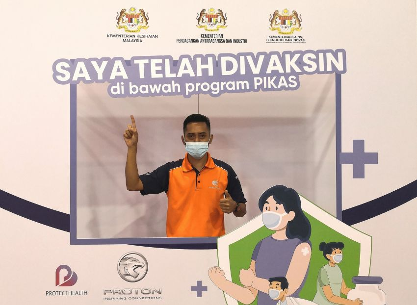 Proton says over 86% of its staff now fully vaccinated Image #1330161