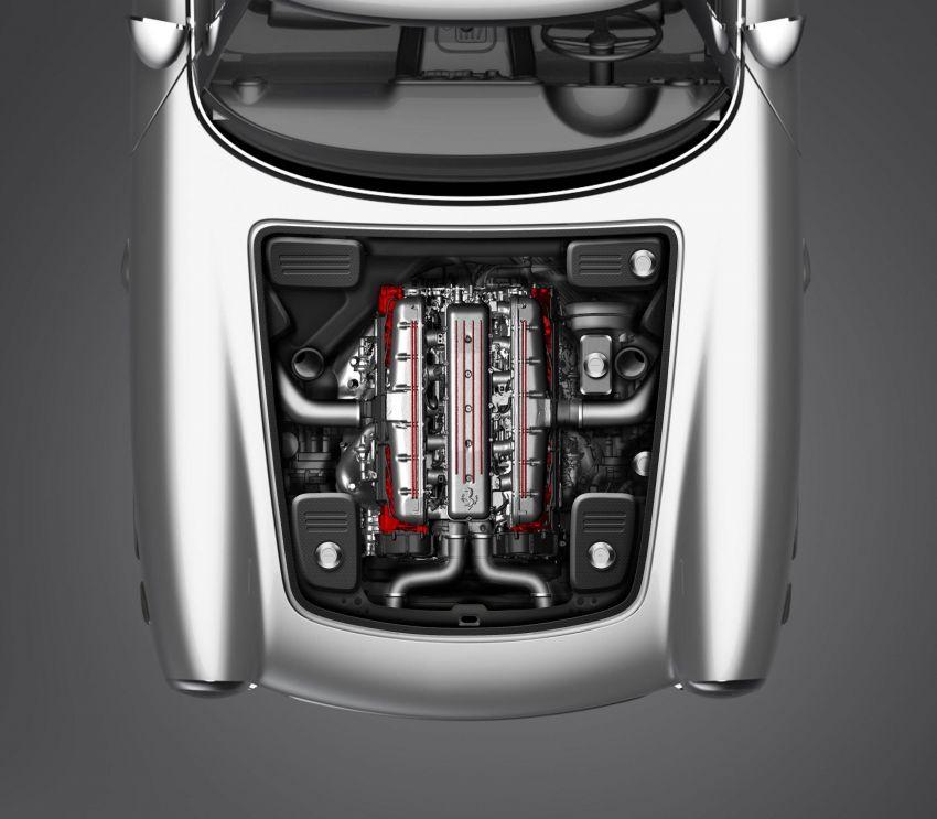 RML Short Wheelbase – Ferrari 5.5L V12 mill detailed Image #1333118