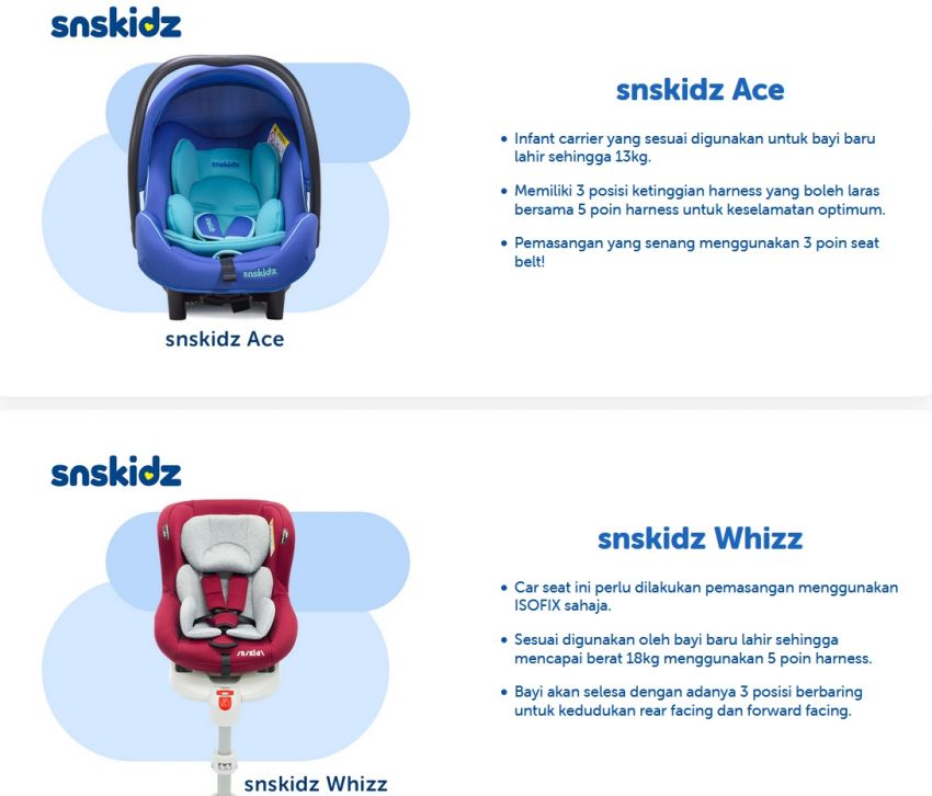 """""""Kempen Bantuan Car Seat Safe 'n Sound"""" initiative offering 200 free child seats to parents in need of one Image #1328435"""
