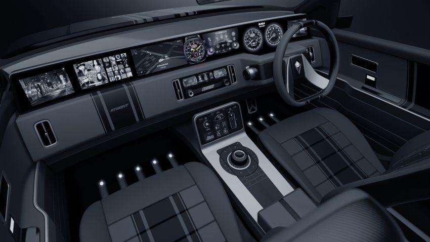 Proton Saga Knight concept – a modern Aeroback rendition by MIMOS design head Saharudin Busri Image #1337504
