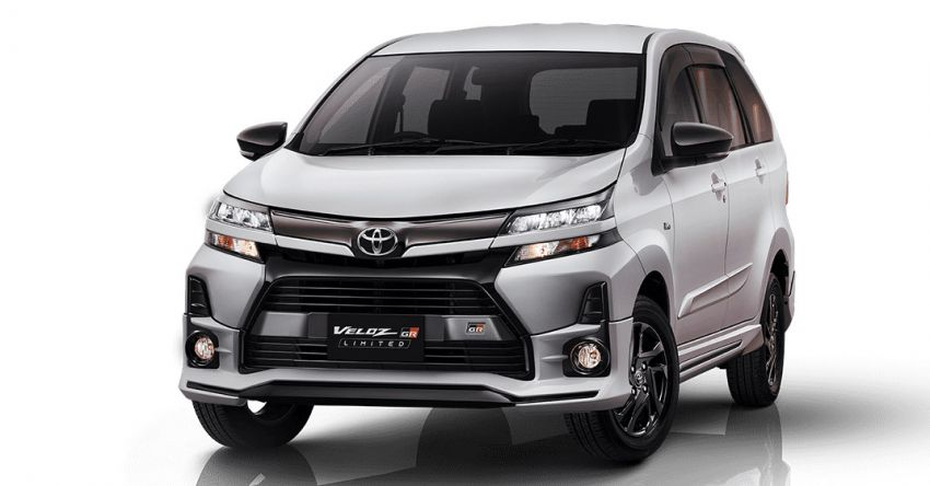 Toyota Avanza Veloz GR Limited debuts in Indonesia – only 3,700 units of sporty MPV planned; from RM65k Image #1328507