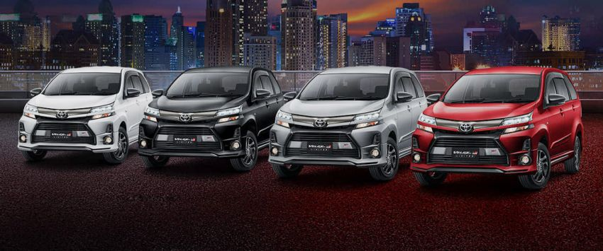 Toyota Avanza Veloz GR Limited debuts in Indonesia – only 3,700 units of sporty MPV planned; from RM65k Image #1328516