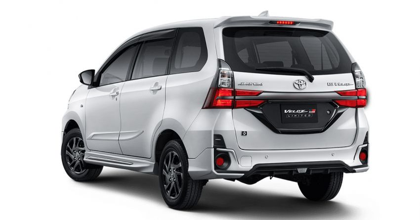 Toyota Avanza Veloz GR Limited debuts in Indonesia – only 3,700 units of sporty MPV planned; from RM65k Image #1328508