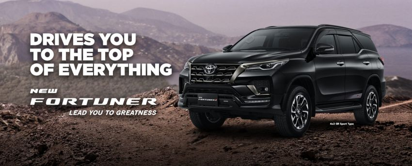 Toyota replaces TRD Sportivo with GR Sport branding for sporty variants in Indonesia, from Agya to Fortuner Image #1328451