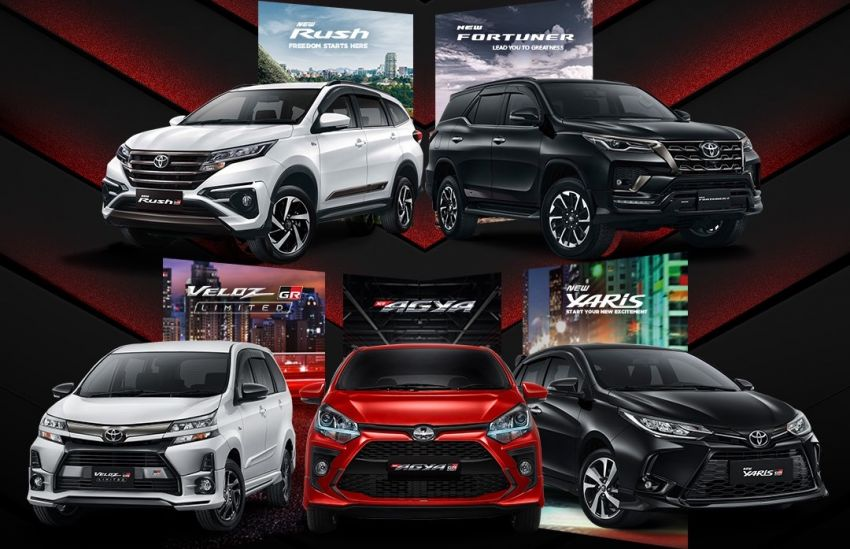 Toyota replaces TRD Sportivo with GR Sport branding for sporty variants in Indonesia, from Agya to Fortuner Image #1328694
