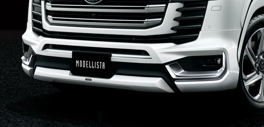 Land Cruiser 300 gets Modellista aero parts, wheels – Japan and global versions available for the first time Image #1326624