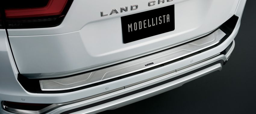 Land Cruiser 300 gets Modellista aero parts, wheels – Japan and global versions available for the first time Image #1326629