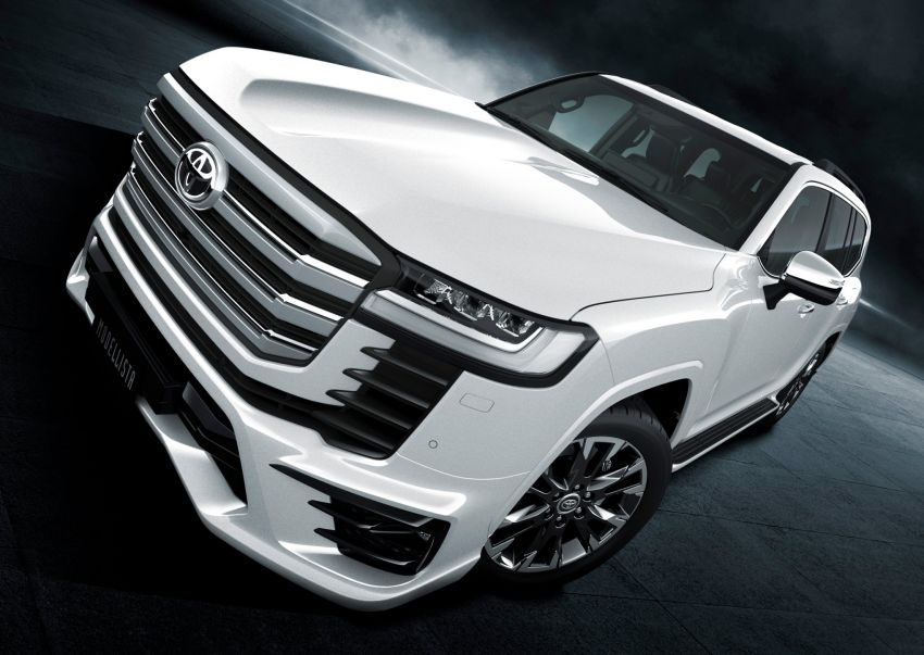 Land Cruiser 300 gets Modellista aero parts, wheels – Japan and global versions available for the first time Image #1326604