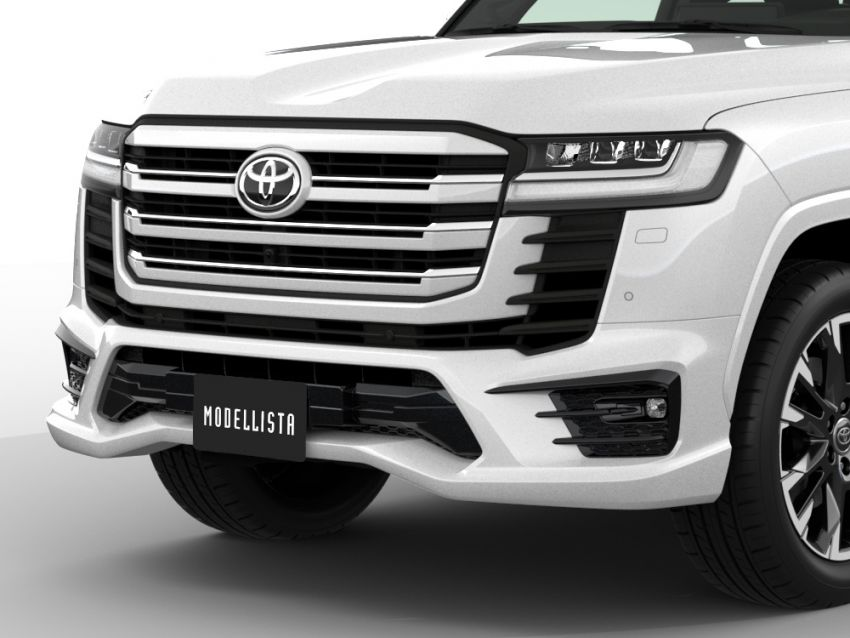 Land Cruiser 300 gets Modellista aero parts, wheels – Japan and global versions available for the first time Image #1326617