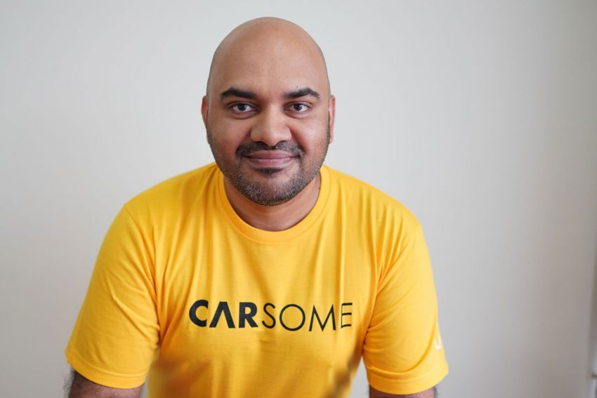 Carsome Group appoints former AirAsia tech chief Vishnu Nambiar as CTO ahead of possible US listing Image #1326587