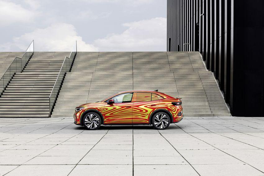 Volkswagen ID.5 GTX versi konsep hampir kepada produksi akan didedah September ini, dua motor, AWD Image #1328404