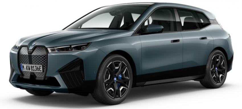 BMW iX xDrive40 EV SUV launched in Malaysia – CBU, 322 hp and 630 Nm, 425 km range, priced from RM420k Image #1336091