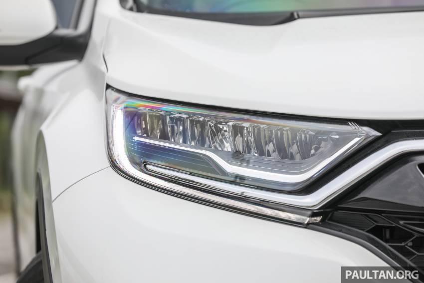 REVIEW: Honda CR-V facelift in Malaysia – fr. RM140k Image #1346482