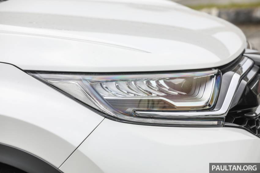 REVIEW: Honda CR-V facelift in Malaysia – fr. RM140k Image #1346483