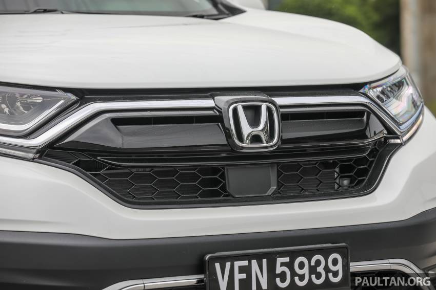 REVIEW: Honda CR-V facelift in Malaysia – fr. RM140k Image #1346485