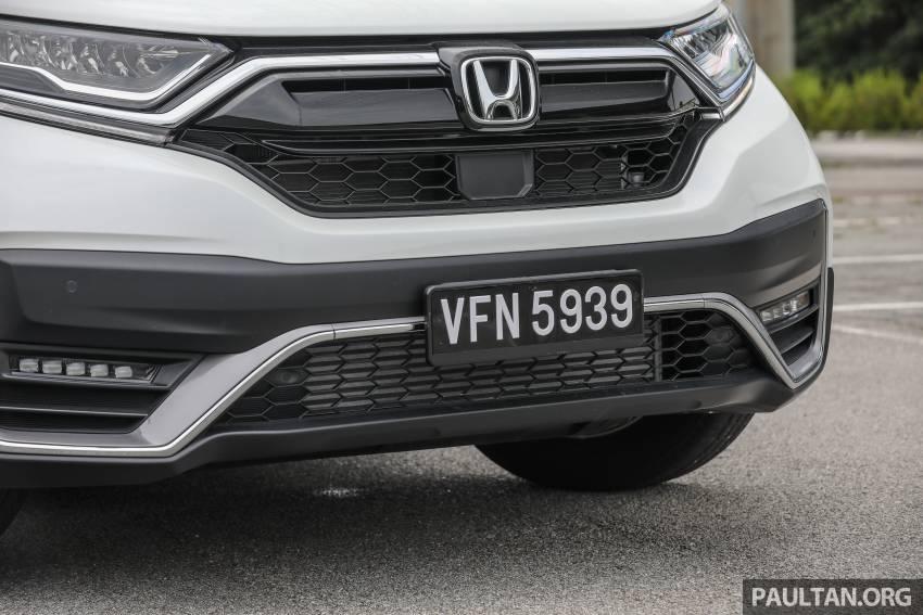 REVIEW: Honda CR-V facelift in Malaysia – fr. RM140k Image #1346486
