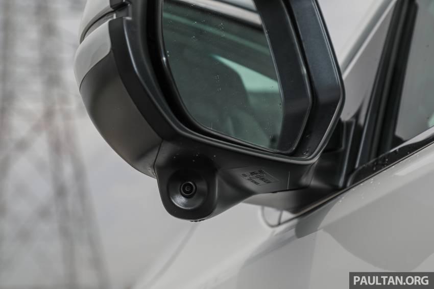 REVIEW: Honda CR-V facelift in Malaysia – fr. RM140k Image #1346489