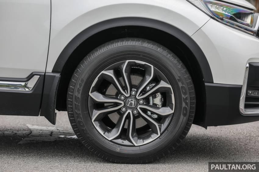 REVIEW: Honda CR-V facelift in Malaysia – fr. RM140k Image #1346492