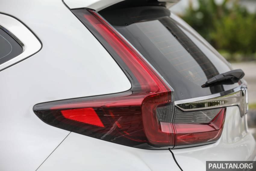 REVIEW: Honda CR-V facelift in Malaysia – fr. RM140k Image #1346496