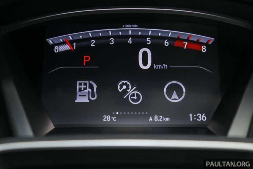 REVIEW: Honda CR-V facelift in Malaysia – fr. RM140k Image #1346517
