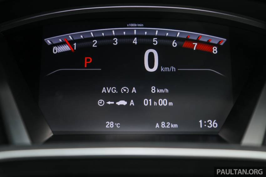 REVIEW: Honda CR-V facelift in Malaysia – fr. RM140k Image #1346518