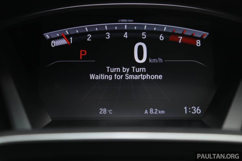 REVIEW: Honda CR-V facelift in Malaysia – fr. RM140k Image #1346519