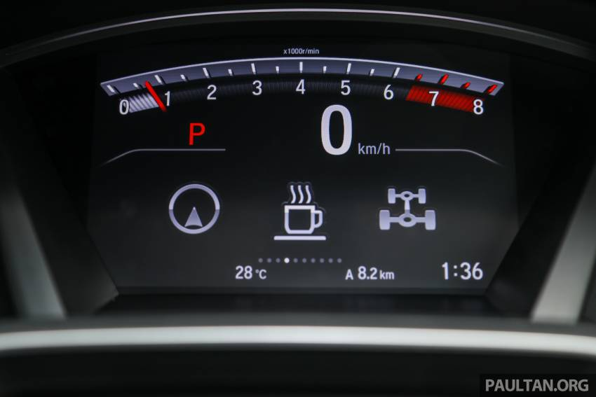 REVIEW: Honda CR-V facelift in Malaysia – fr. RM140k Image #1346520