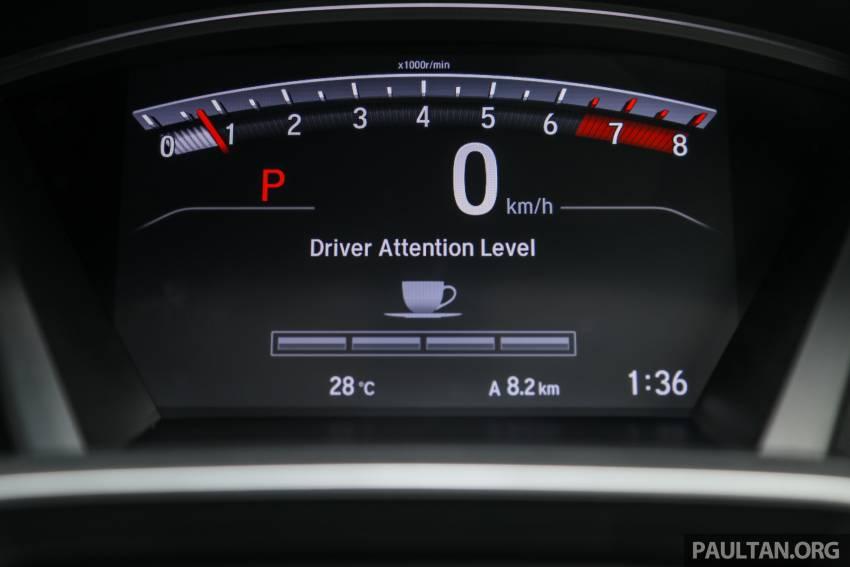 REVIEW: Honda CR-V facelift in Malaysia – fr. RM140k Image #1346521