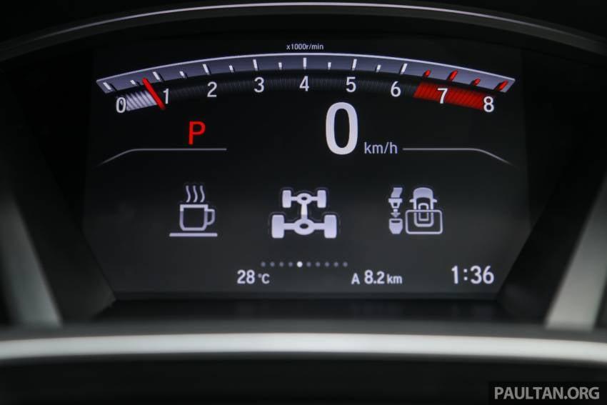 REVIEW: Honda CR-V facelift in Malaysia – fr. RM140k Image #1346522