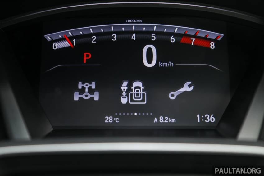 REVIEW: Honda CR-V facelift in Malaysia – fr. RM140k Image #1346524