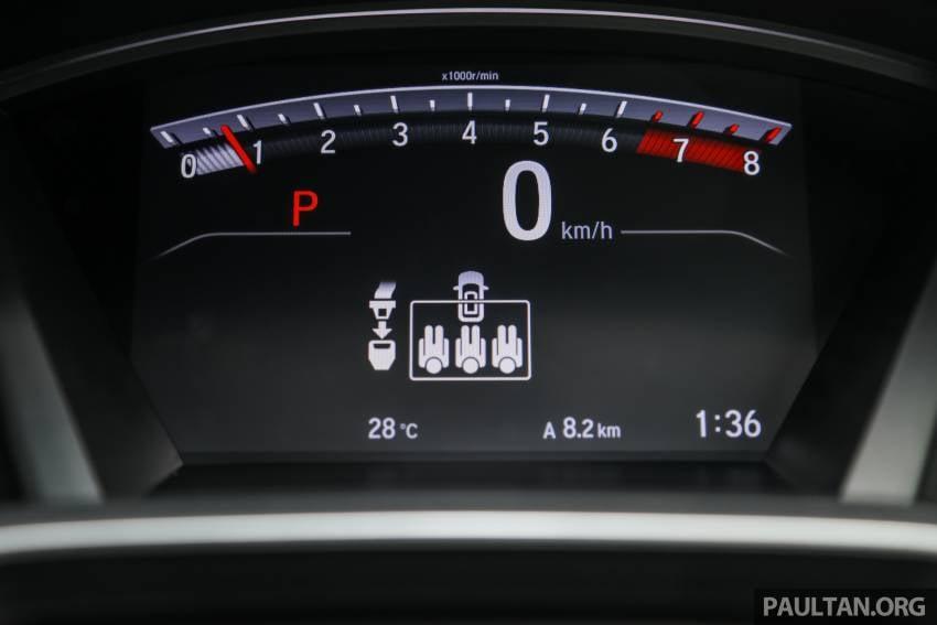 REVIEW: Honda CR-V facelift in Malaysia – fr. RM140k Image #1346525