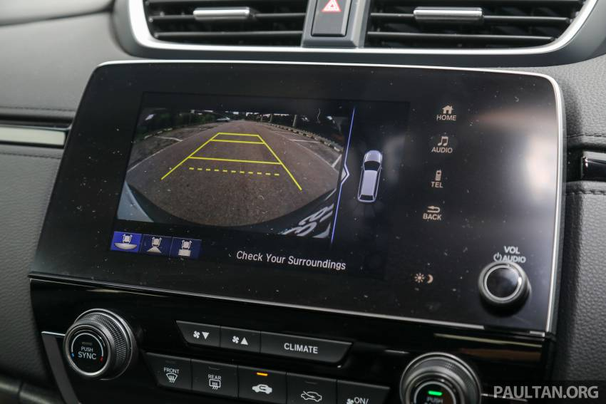 REVIEW: Honda CR-V facelift in Malaysia – fr. RM140k Image #1346539