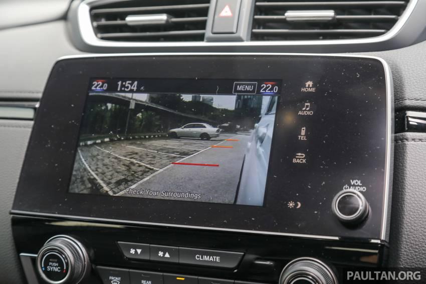 REVIEW: Honda CR-V facelift in Malaysia – fr. RM140k Image #1346540