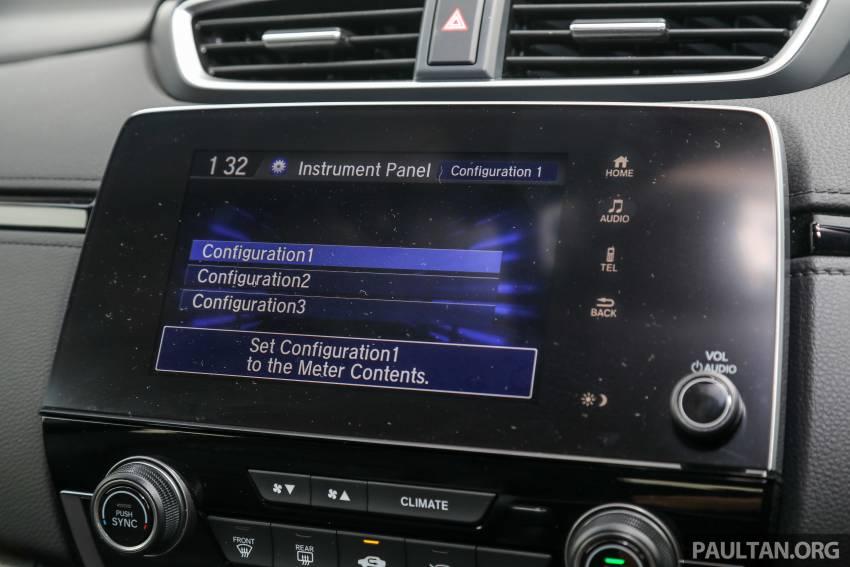 REVIEW: Honda CR-V facelift in Malaysia – fr. RM140k Image #1346541