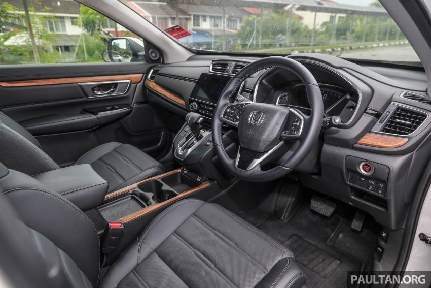 REVIEW: Honda CR-V facelift in Malaysia – fr. RM140k Image #1346510