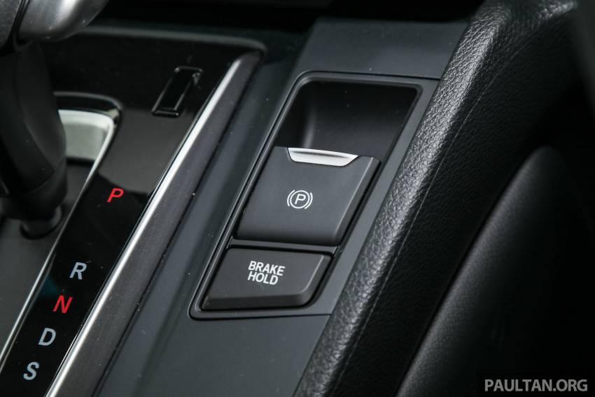 REVIEW: Honda CR-V facelift in Malaysia – fr. RM140k Image #1346550