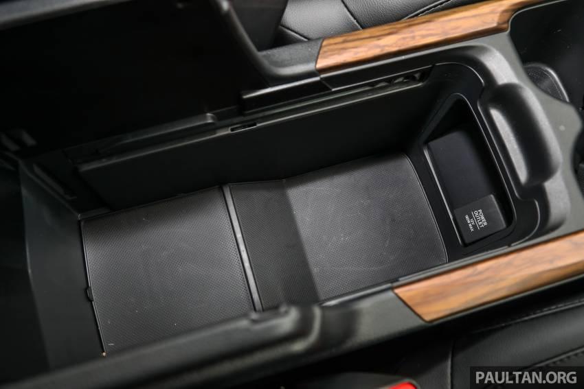 REVIEW: Honda CR-V facelift in Malaysia – fr. RM140k Image #1346552