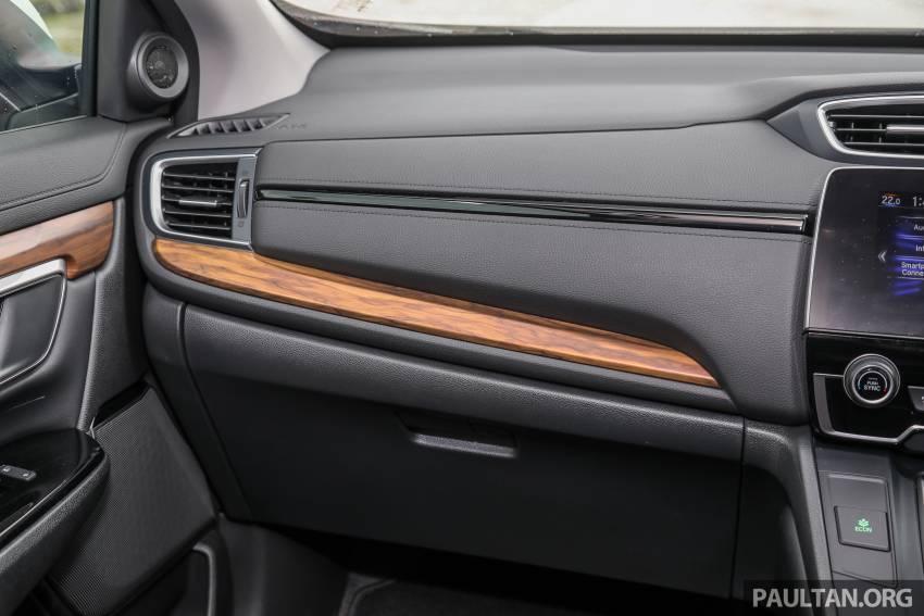 REVIEW: Honda CR-V facelift in Malaysia – fr. RM140k Image #1346554