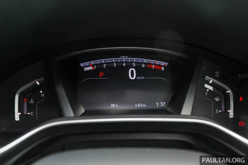 REVIEW: Honda CR-V facelift in Malaysia – fr. RM140k Image #1346511