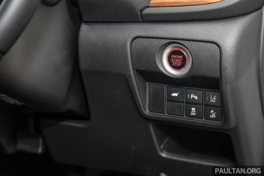 REVIEW: Honda CR-V facelift in Malaysia – fr. RM140k Image #1346558