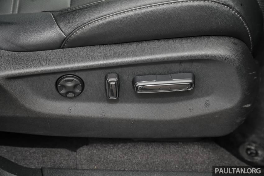REVIEW: Honda CR-V facelift in Malaysia – fr. RM140k Image #1346566