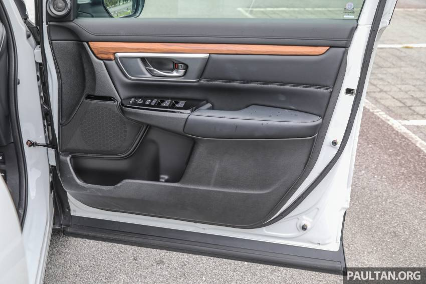REVIEW: Honda CR-V facelift in Malaysia – fr. RM140k Image #1346568