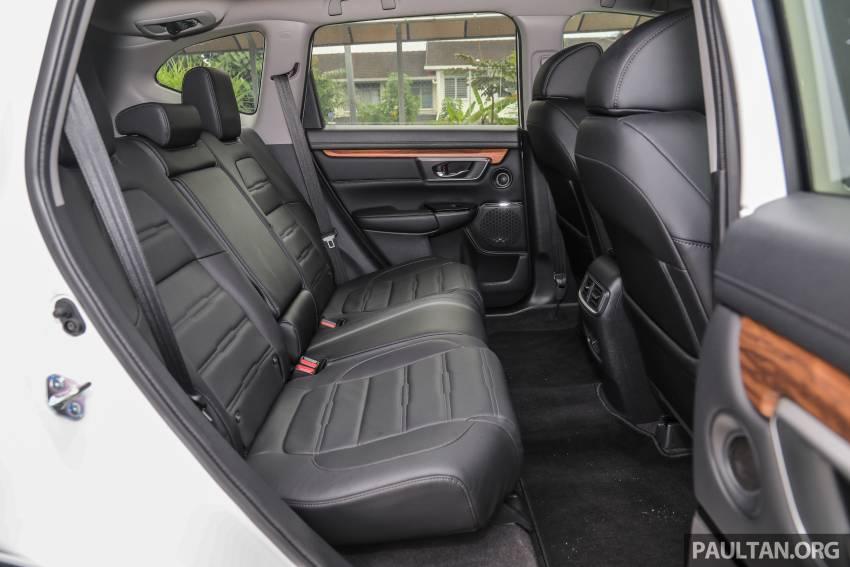 REVIEW: Honda CR-V facelift in Malaysia – fr. RM140k Image #1346570