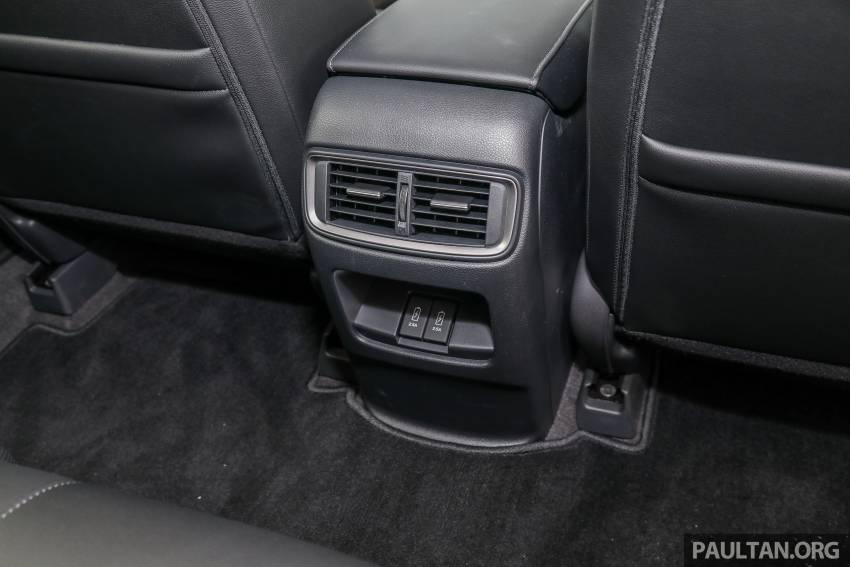 REVIEW: Honda CR-V facelift in Malaysia – fr. RM140k Image #1346574