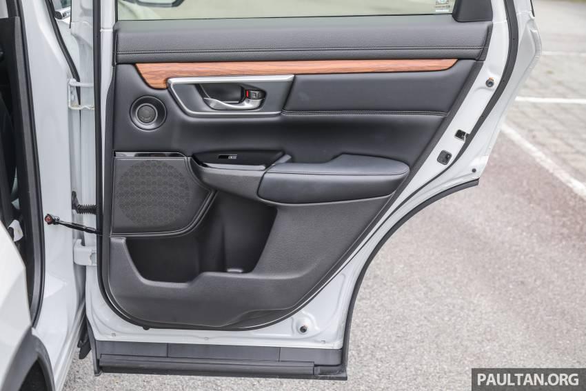 REVIEW: Honda CR-V facelift in Malaysia – fr. RM140k Image #1346575
